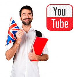 Nuevos videos de Youtube para practicar inglés