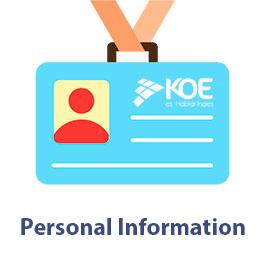 Aprende A Dar Tus Datos Personales En Inglés